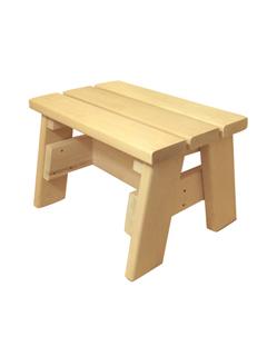 Столче за сауна