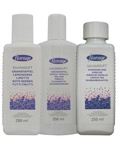 Florage Aромат за сауна, 250/500 ml
