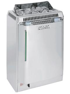 Печка за сауна HARVIA Topclassе Combi е комбинирана електрическа печка + парогенератор