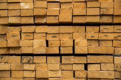 Бичмета от иглолистен материал за сауна