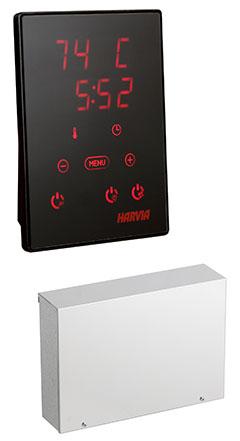 Контролно табло за сауна с тъч-скрийн панел HARVIA Xenio